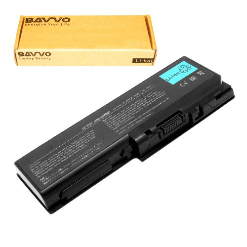 Bavvo Battery Compatible with Toshiba Satellite X205 Series