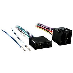 41Q%2B8436flL._SY300_ amazon com metra 70 9002 radio wiring harness for vw 87 02 1970 vw wiring harness at suagrazia.org