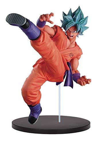 Japan Anime DBZ Dragonball Z Super Saiyan Goku Gokou Figure Statue 15cm No Box