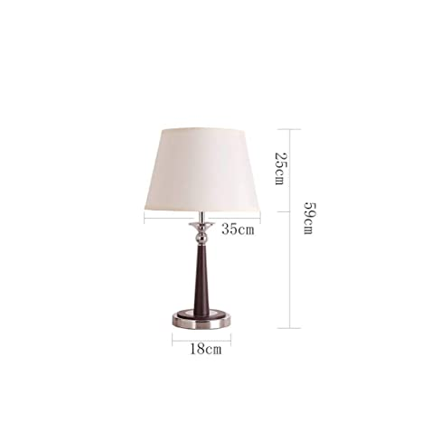 BBCX Lámpara de Mesa- Lámpara de Mesa Dormitorio Lámpara de ...