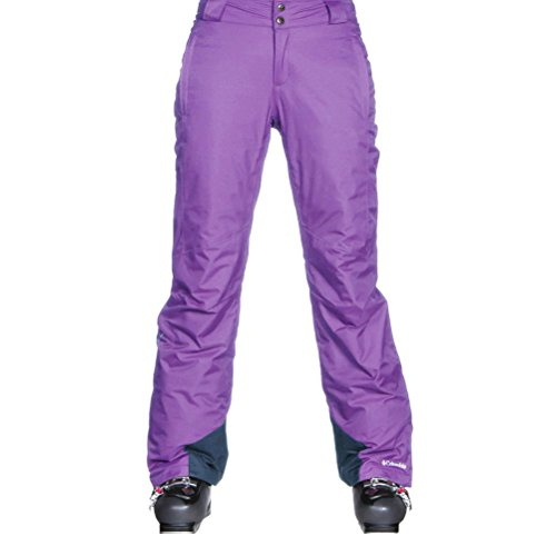Purple Snow Pants - Columbia Sportswear Women's Plus Bugaboo Oh Pant, Purple Dahlia, 2XxR