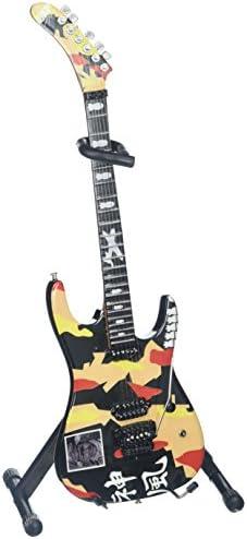 [해외]AXE HEAVEN 도끼 헤 이븐 공인 조지 린치 가미 소형 기타 Licensed George Lynch Kamikaze Mini Guitar / AXE HEAVEN Axe heaven Certified George Lynch Kamikaze Miniature Guitar Licensed George Lynch Kamikaze Mini Guitar
