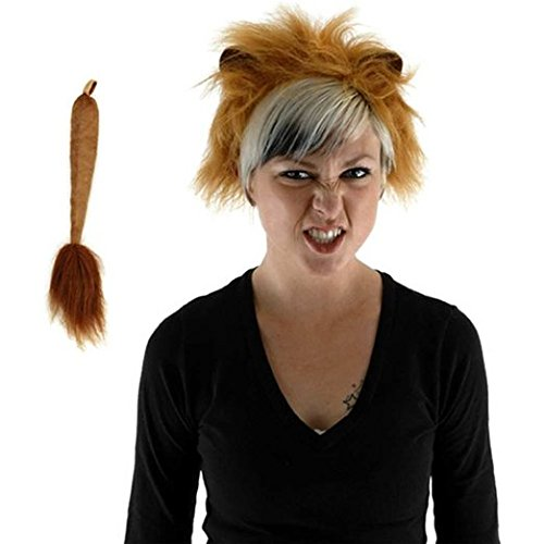 Lion Ears Headband and Tail Kit by elope (Fairhaven Gardens Halloween)
