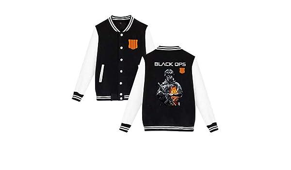 Amazon com: Black Ops 4 Fashionable Male And Female Baseball