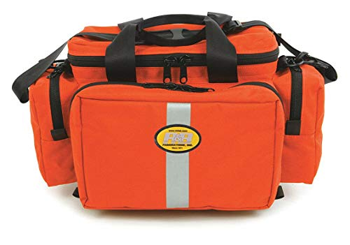 Trauma Bag, Orange, 18'' L by R&B Fabrications (Image #1)