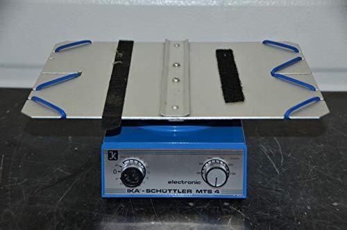 IKA Schuttler MTS 4 S2 Analog Electronic Microplate Orbital Platform Shaker