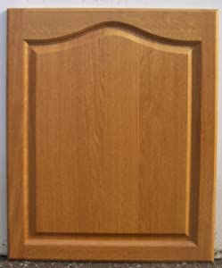 SOLID OAK CATHEDRAL KITCHEN CABINET DOOR 565mm X 496mm
