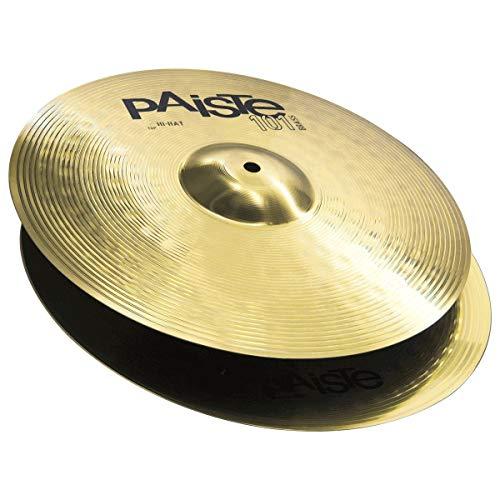 Paiste 101 Brass 14' Hi-Hat Cymbals