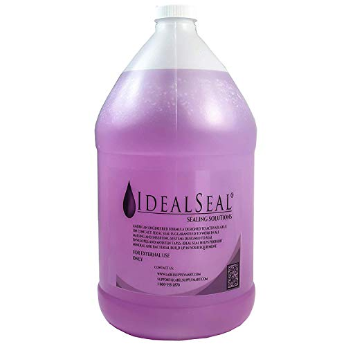 Premier Moistener - Ideal Seal One Gallon of Sealing Solution DM Series Mailing Systems (1-Gallon-Purple)