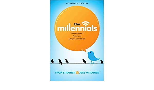 The Millennials Connecting To Americas Largest Generation By