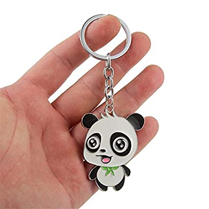 Amazon.com: MAGA 1 Fashion Animal Panda Keychain Bear ...