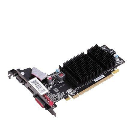 Amazon.com: XFX ATI Radeon HD4350 512 MB DDR2 VGA/DVI/HDMI ...