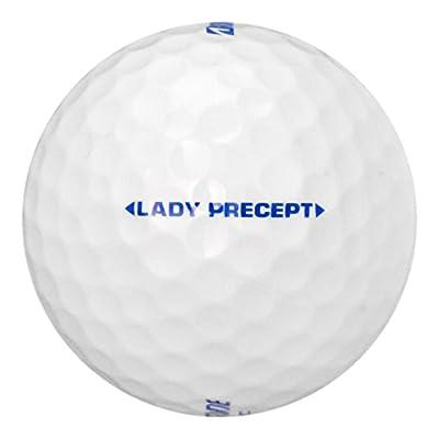 Bridgestone 50 Lady Precept - Value (AAA) Grade - Recycled (Used) Golf Balls
