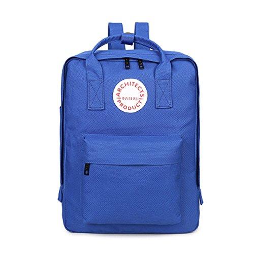 School Bags Girls Backpacks Women Backpack Children Shoulder Bag Teenagers Oxford Travel Bags Dark Blue 21X10X29Cm(Lxwxh)