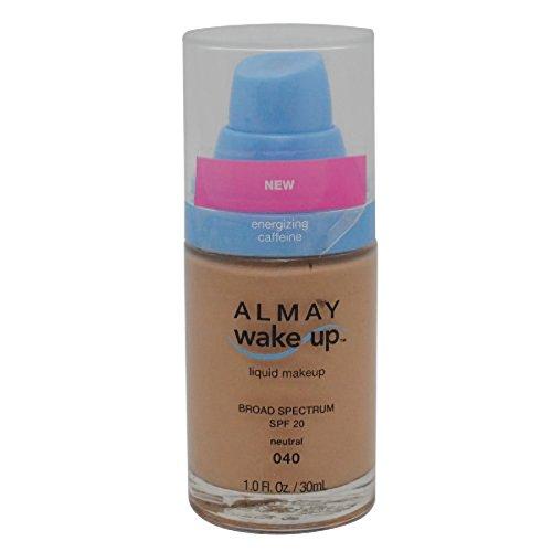 Almay Wake-Up Liquid Makeup, Neutral-040