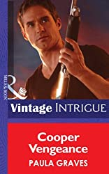 Cooper Vengeance (Mills & Boon Intrigue) (Cooper Justice Series Book 7)