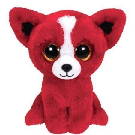 Amazon com: Ty Beanie Boos Tomato the Red Dog Plush: Toys