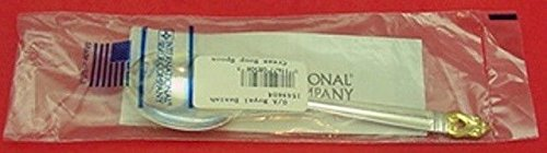 (Royal Danish Gold by International Sterling Silver Cream Soup Spoon 6 3/4