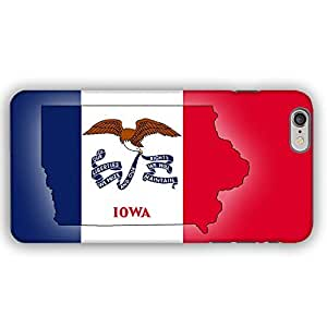 Iowa USA State Flag iPhone 6 Plus Armor Phone Case by lolosakes