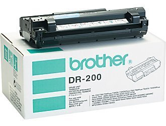 Brother DR-200 ( Brother DR200 ) Laser Toner Drum, Works for Fax 8000p, Fax 8050p, Fax 8060p, Fax 8200p