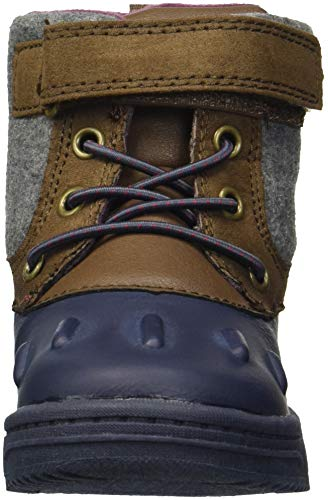 Pictures of Carter's Kids Boy's Bay2-b Navy Duck Boot Fashion CF180272 5