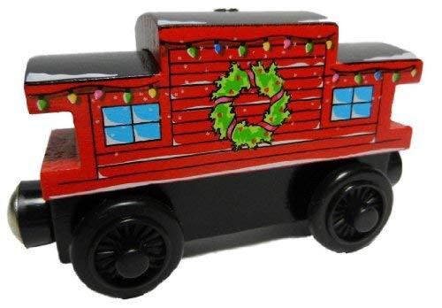 Thomas Wooden Railway - Sodor Line Holiday Caboose - - Line Sodor Caboose