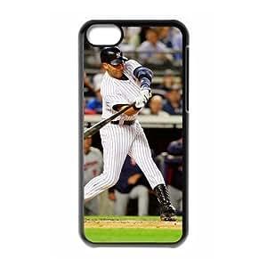 Diy Derek Jeter Iphone 5C Hard Shell Case Fashion Style UN012563