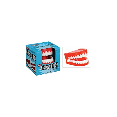Toysmith Chattering Teeth -