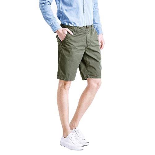 Multicolore Sport Armee Plage Hommes Fête Travail Grün Mode La Dames Décontracté Pantalons Pour Vêtements Shorts De Élastique Pantalon x6Pq1nwazR