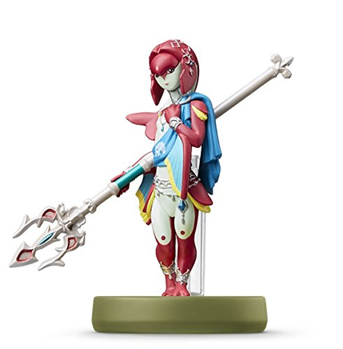 Top Amiibo Mipha (Zelda Breath of the Wild)