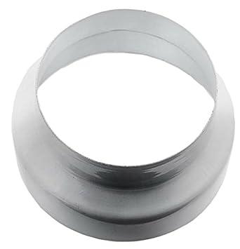 50 - D.40 nat aluminio. estufas de pellets de aspiraciòn de pellets de combustiòn: Amazon.es: Bricolaje y herramientas