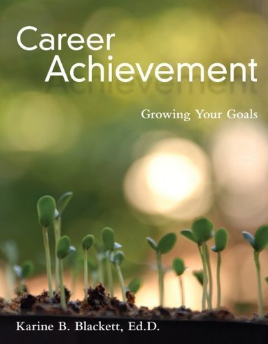 Career Achievement by Blackett, Karine. (McGraw-Hill/Irwin,2010) [Paperback]