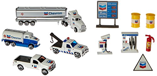 Daron Chevron Fun Set 11-Piece - Chevron Toy Cars