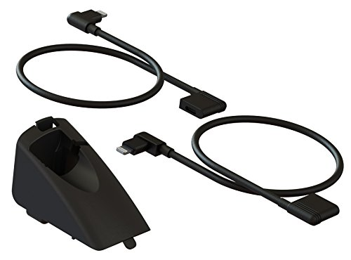 Inteliscope Seek Adapter Kit with Cables, Black by Inteliscope