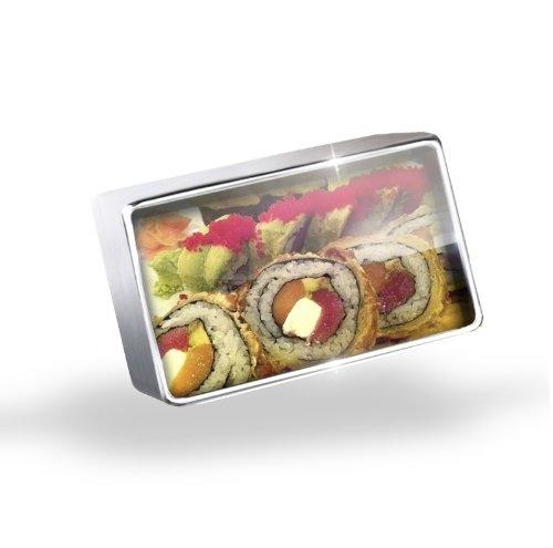Floating Charm Sushi Lockets Neonblond product image