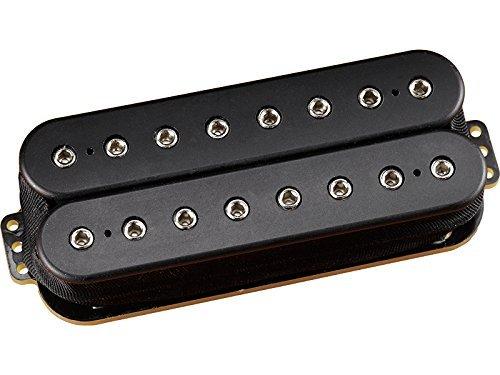 DiMarzio DP812BK Super Distortion 8 8-String Humbucker Guitar Pickup Black w/Bonus RIS Picks (x3) 663334041950 [並行輸入品]   B078J257N3