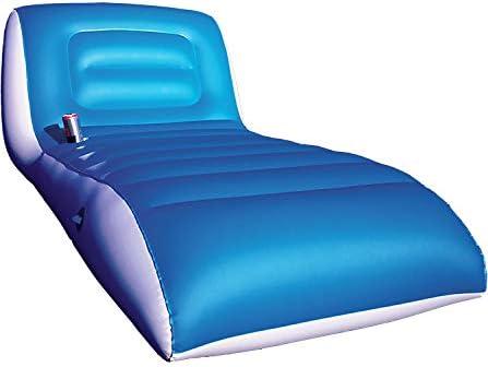 BEACHART - Sillón colchón Hinchable Relax con Bolsa 196 x 100 cm ...