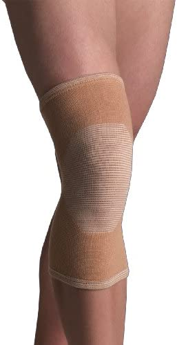 Thermoskin Elastic 4 Way Knee Support Large 38-42cm