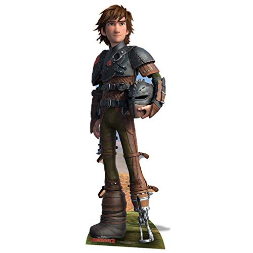Hiccup How to Train Your Dragon 2 Standee from Star Cutouts LLC