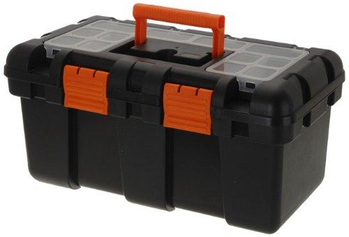 Hervorragend Werkzeugkiste Werkzeugkoffer Werkzeugkasten Werkzeugbox 50x25x23,5 TN14