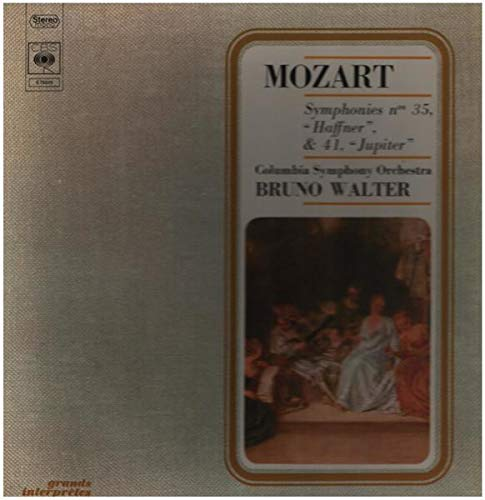 Hi Fi Rim - Mozart - The Symphonies Vol.6, Nos. 31, 35, 38, 39, 40 & 41 - 4 LP vinyl Box - digital audiophile Hogwood L'Oiseau Lyre