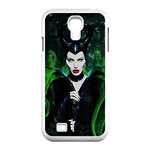 DIY SamSung Galaxy S4 I9500 Case, Zyoux Custom Unique SamSung Galaxy S4 I9500 Phone Case - Maleficent
