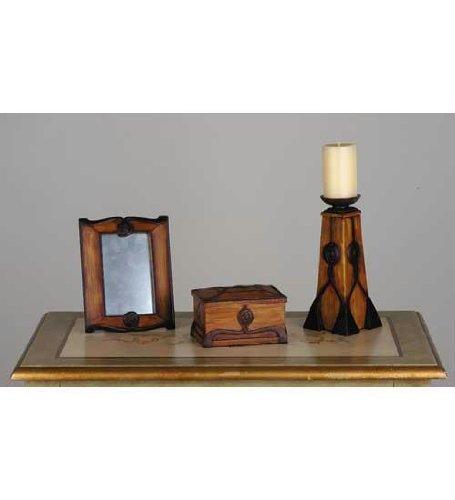 Meyda Tiffany 81197 Mackintosh Rose Gift ()