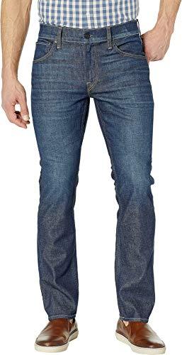 Hudson Jeans Men's Byron 5 Pkt Straight Zip Fly Denim, Conant, 36