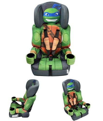 Kids Embrace Group 123 Car Seat Teenage Mutant Ninja Turtle Leo Amazoncouk Baby