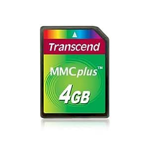 Transcend TS4GMMC4 4GB High Speed Multimedia Card
