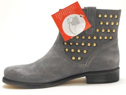 Janet E Janet, Signore Sneaker Grigio Grigio