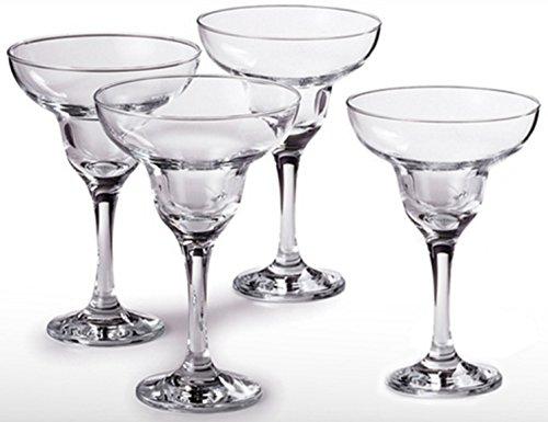 Cozumel Glass (Circleware Cozumel Four Piece 10 Ounce Margarita Glass Set)