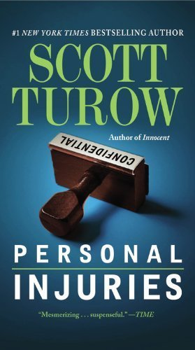 Personal Injuries by Scott Turow (2011-04-05)
