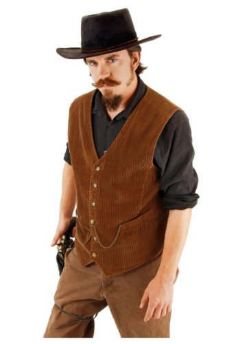 elope The Western Outlaw Hat, Black, One Size - The Western Outlaw Hat